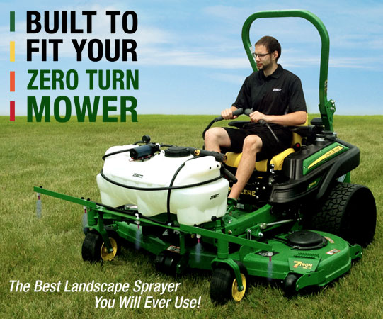 Zero Turn Sprayer John Deere